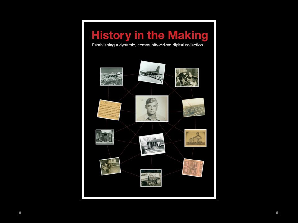 History in the Making Team Niles Public Library District Paul Foxworth Des Plaines Public Library Steven F.
