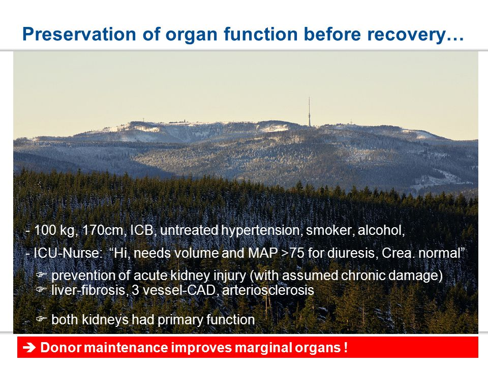 …pitfalls at recovery  Final check in thorax and abdomen !