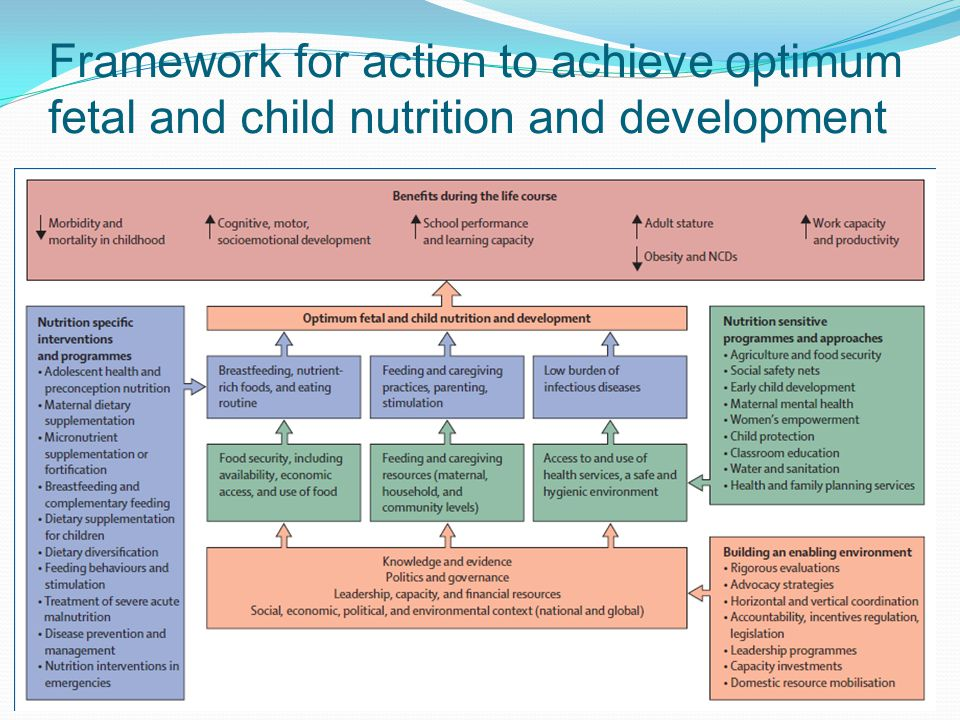Adolescent Nutrition 1.2 billion adolescents (12-19years) in the world 90% live in low to middle income countries(LMIC) Potential for catch up growth of stunted children?.