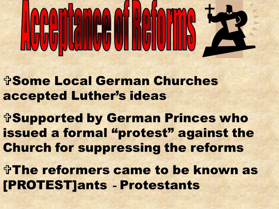  Rather than following the edict, his old town of Wittenberg welcomed Luther's return in 1524, placed him back on the pulpit, and allowed him to deli