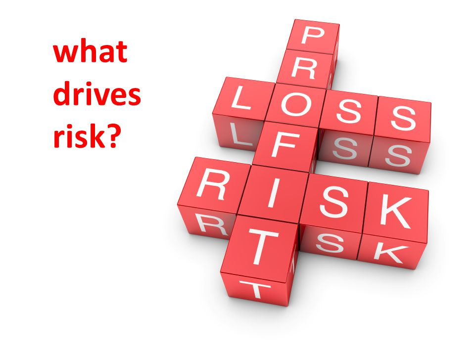 what drives risk?