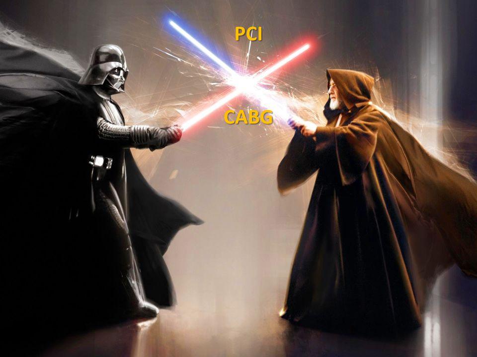 PCI CABG