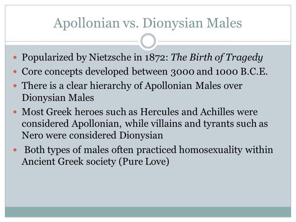 Apollonian vs.