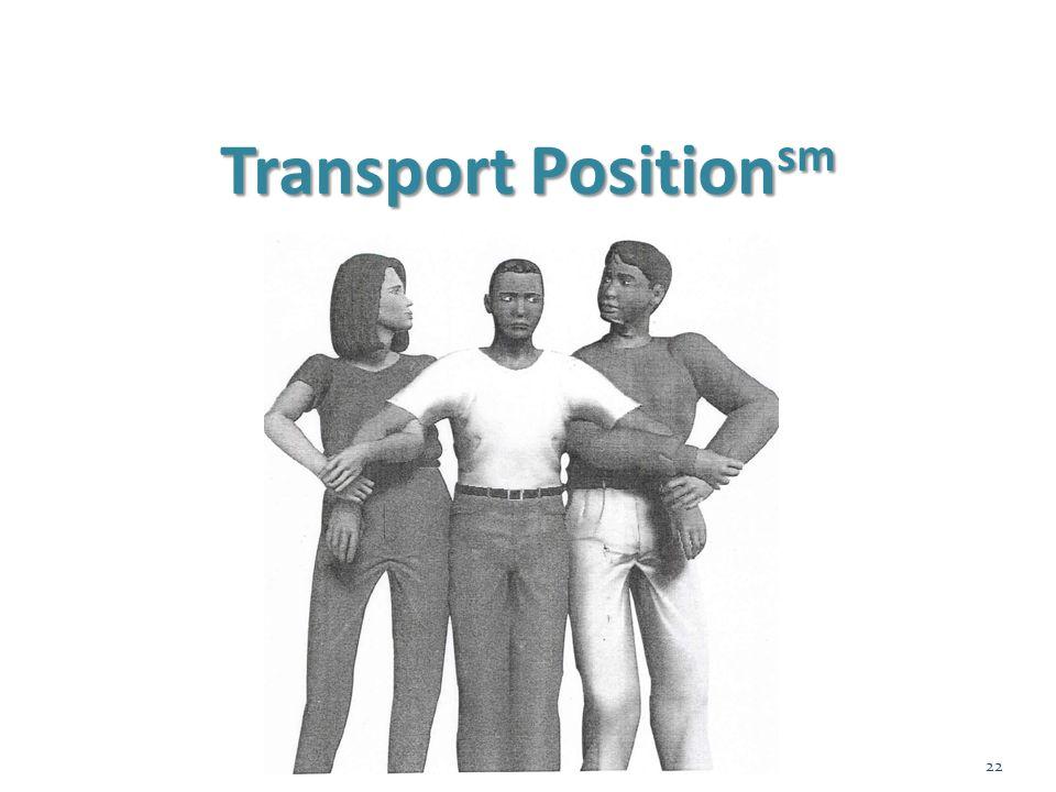 Transport Position sm 22