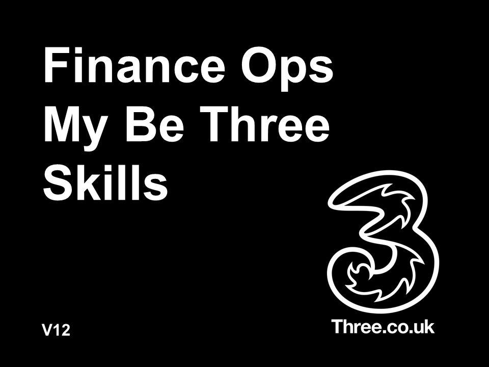Finance Ops My Be Three Skills V12