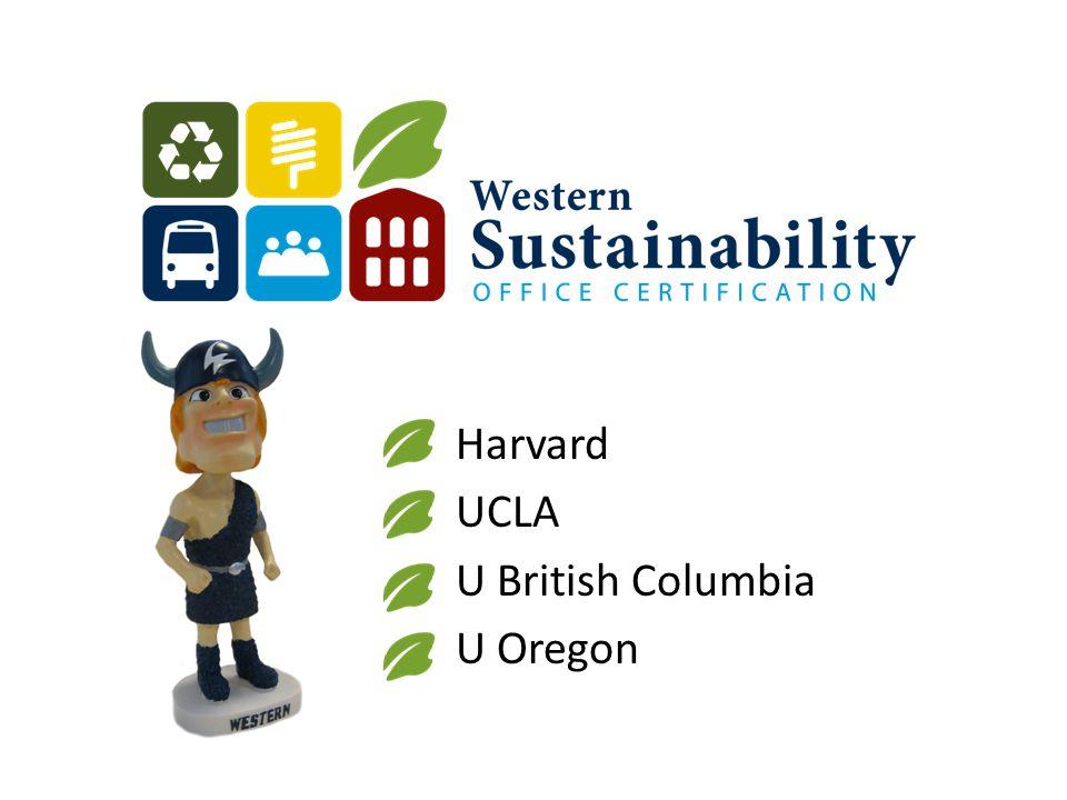 Harvard UCLA U British Columbia U Oregon
