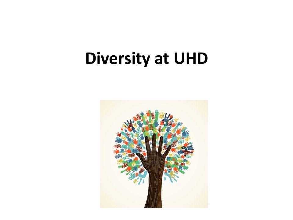 Diversity at UHD
