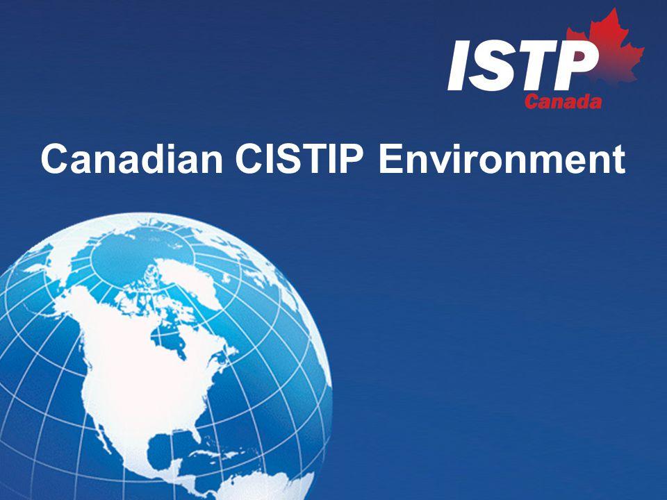 Canadian CISTIP Environment