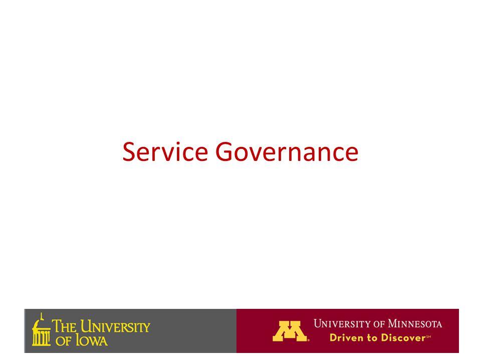 Service Governance