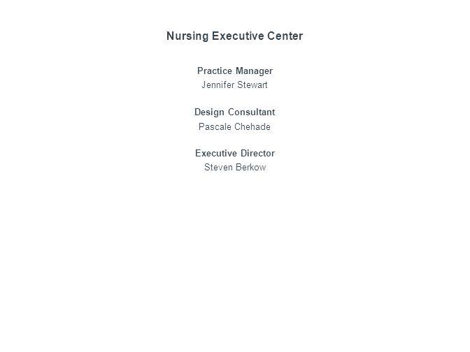 © 2013 The Advisory Board Company 26427 Health System Strategy, c.