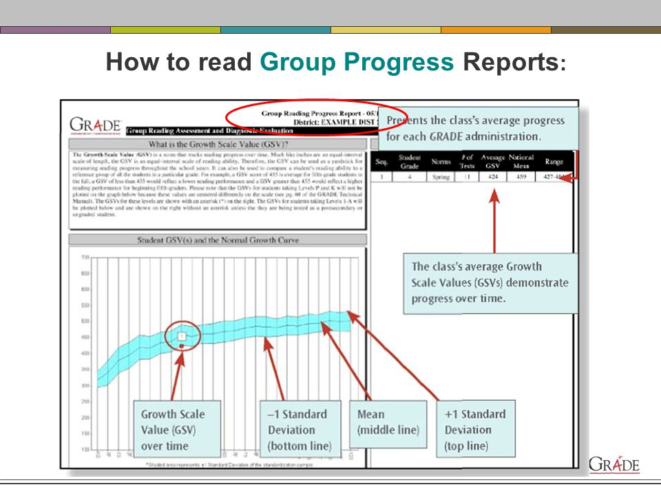 44 Once you've completed the Group Instructional Priorities Worksheet, you are now ready to translate the data into usable information.