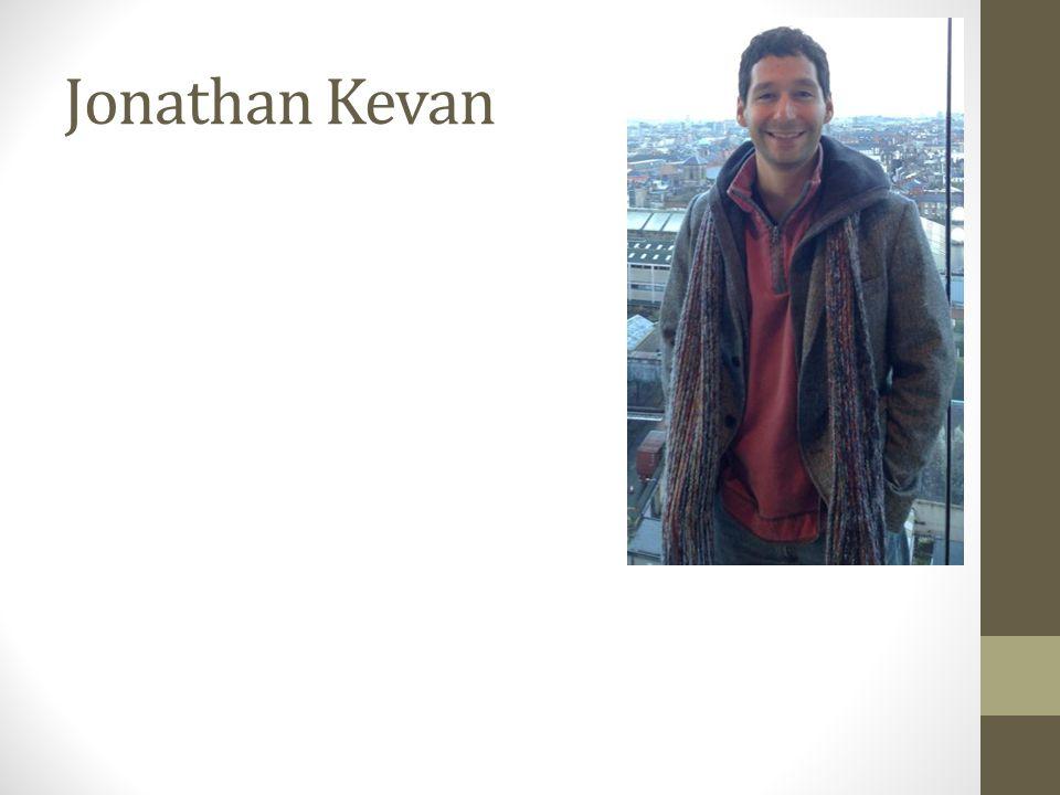 Jonathan Kevan