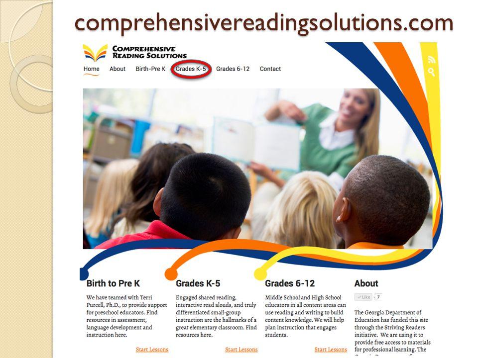 comprehensivereadingsolutions.com