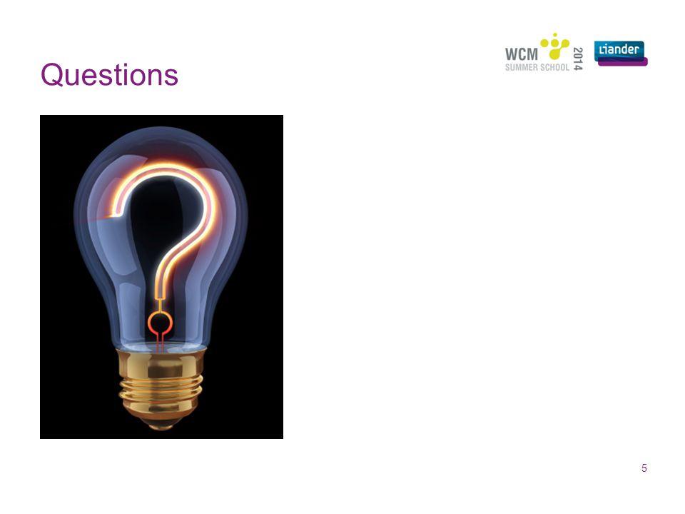 Questions 5