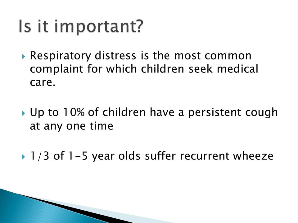  30-50% of children have one episode  66% out grow their symptoms before school age  Atopic asthma can start with EVW but often have atopic phenotype and/or FH