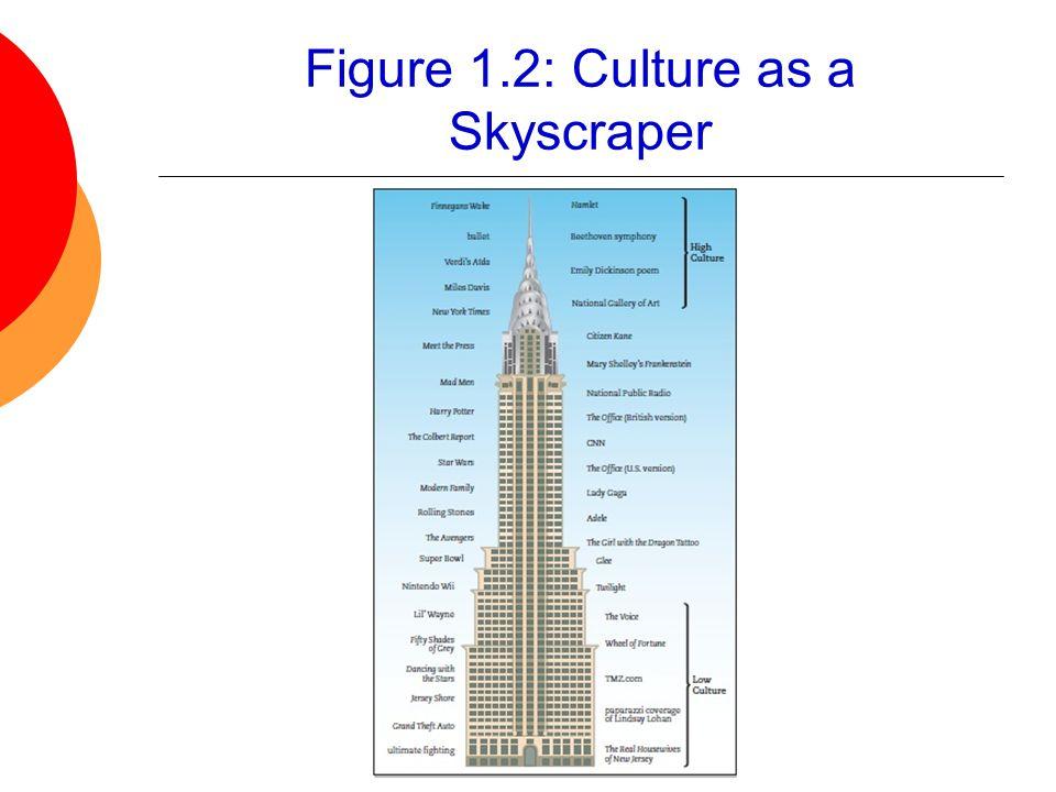 Figure 1.2: Culture as a Skyscraper