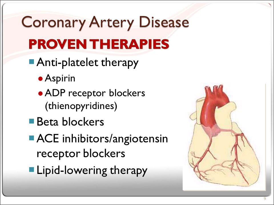 Coronary Artery Disease 9