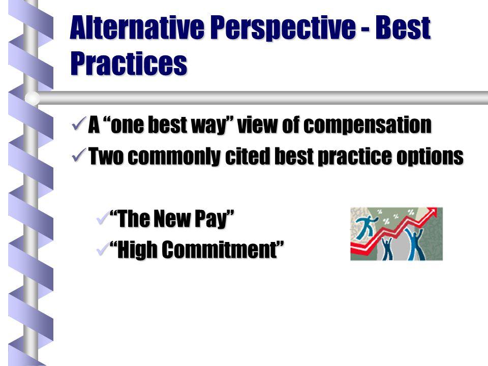 Key Steps to Formulate a Compensation Strategy 1.
