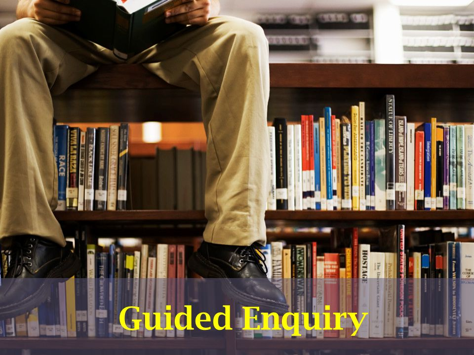 Guided Enquiry