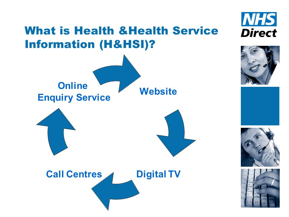 What is Health &Health Service Information (H&HSI).
