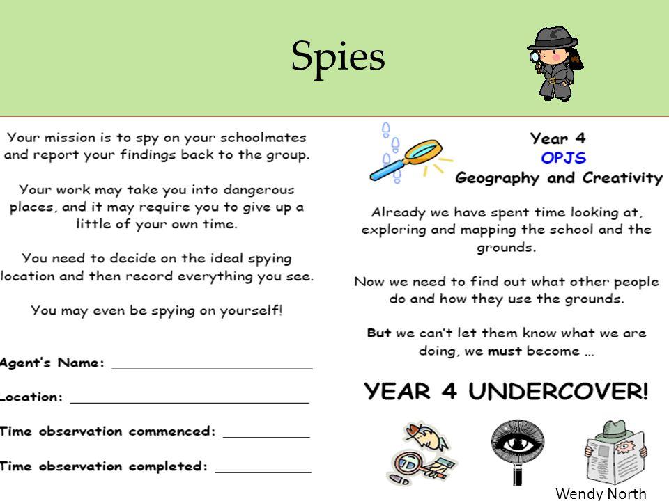 Spies Wendy North