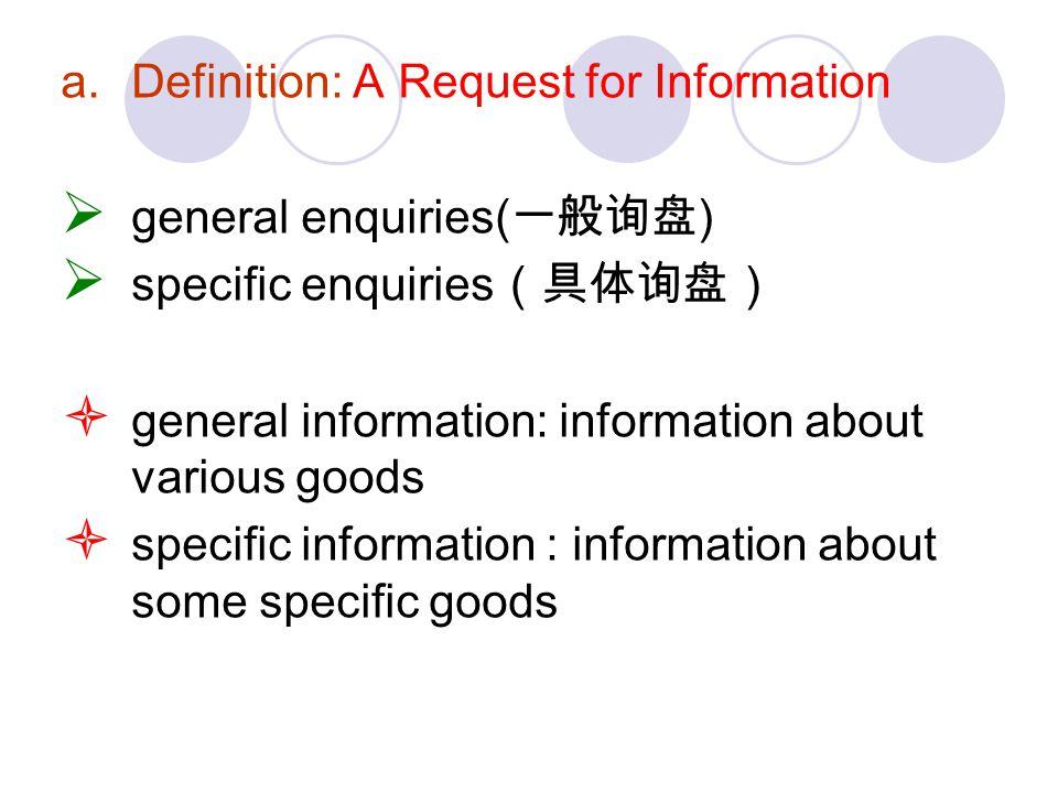 练习: 你代表南京联合国际文具公司( Nanjing United Stationery International ),正在大量询购办公用品 ( office supplies )。你在某报上看到一家叫做 Advanced Business Concepts 的公司的广告,供应各 种办公用品。给他们写一封询盘信。写信时请考虑 下列问题:  你是怎么知道他们的?  你具体需求什么办公用品?  要不要样品、商品目录或其它材料?