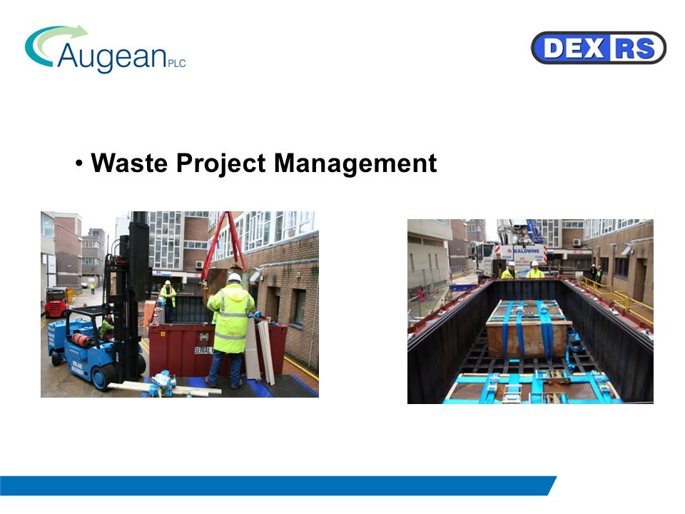 Waste Project Management