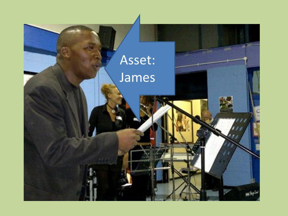Asset: James