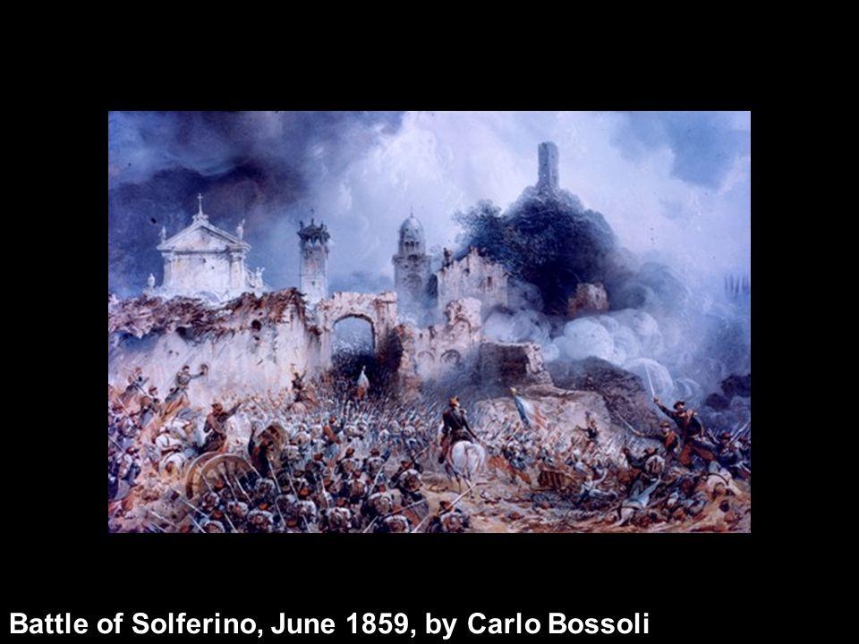 Battle of Solferino, 24 June 1859