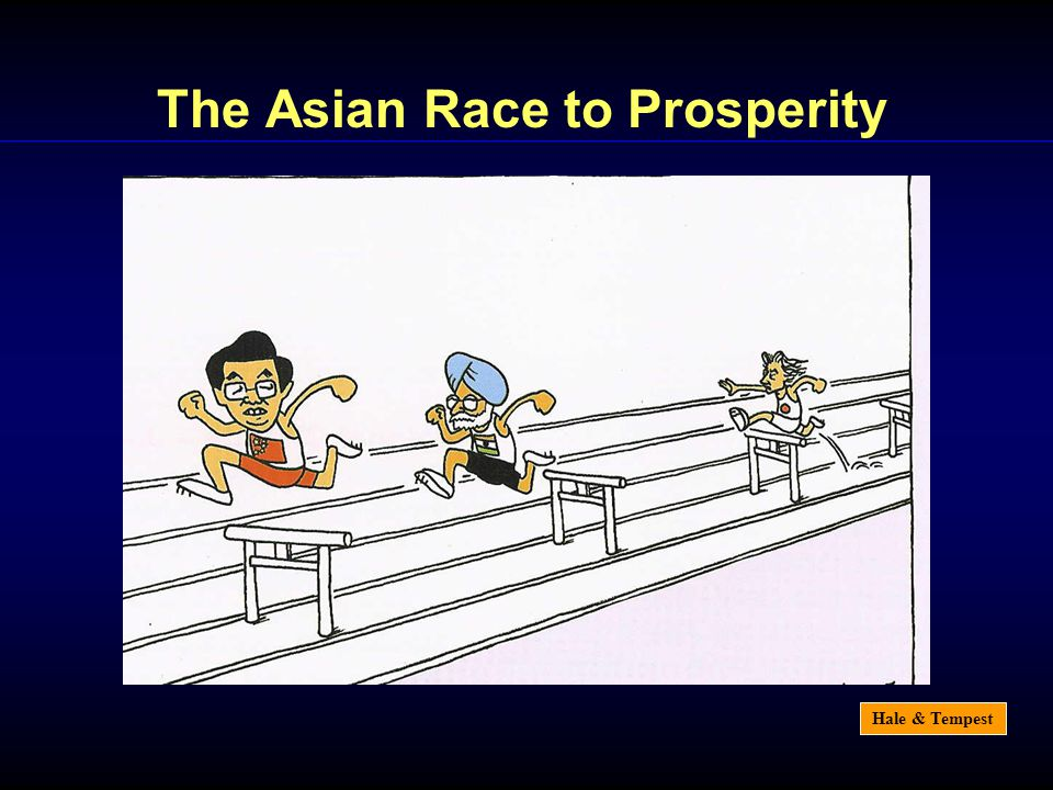 Hale & Tempest The Asian Race to Prosperity