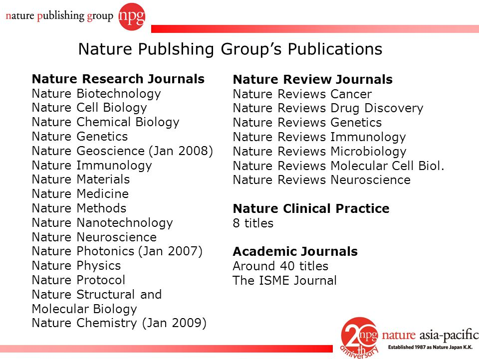Rachel PC Won Results Several possibilities: Accept, with or without editorial revisions Invite the authors to revise their manuscript to address specific concerns Reject, but indicate to the authors that further work might justify a resubmission Reject outright, typically on grounds of specialist interest, lack of novelty, insufficient conceptual advance or technical/interpretational problems