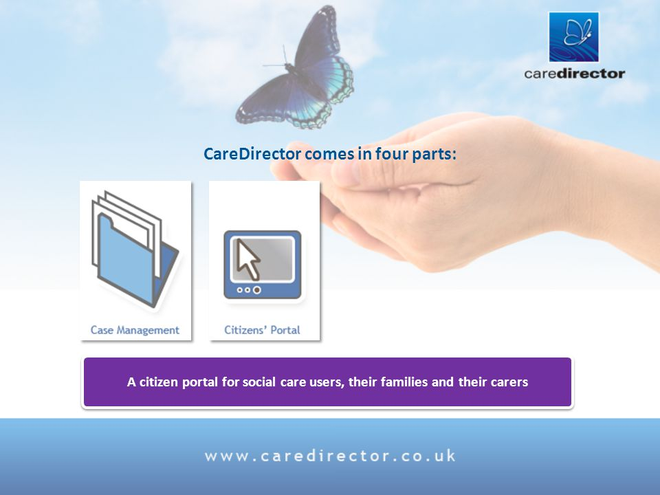 CareDirector is constructed so that the council can configure the local eligibility criteria and resource allocation system.