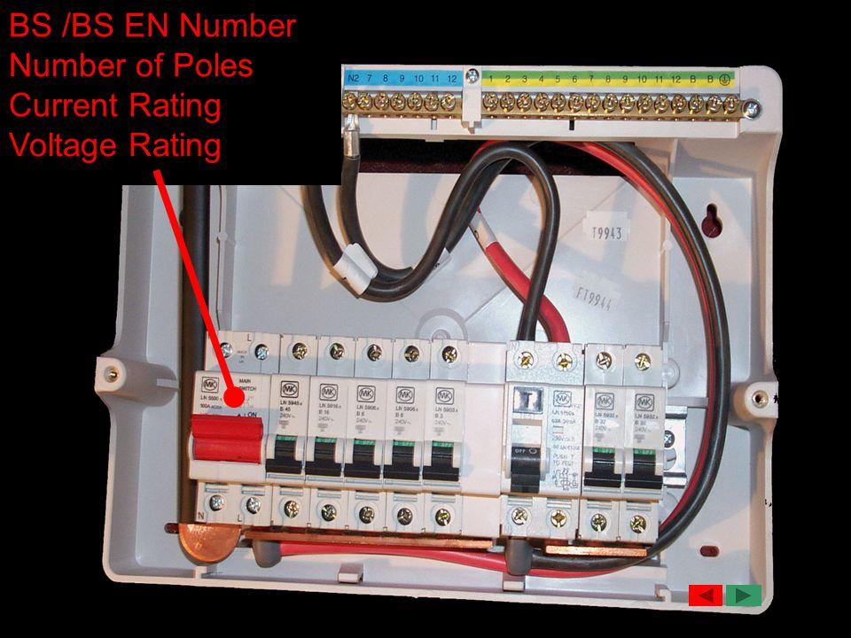 30.11.05suite41224 BS /BS EN Number Number of Poles Current Rating Voltage Rating