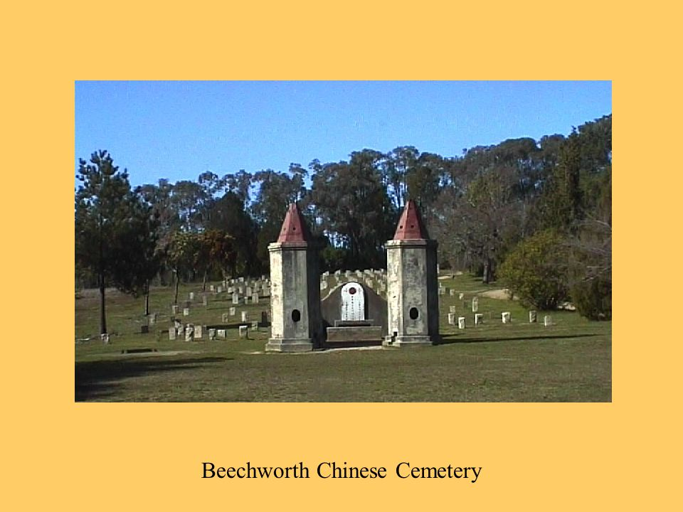 Beechworth Chinese Cemetery