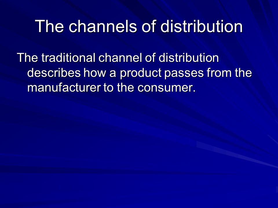 manufacturer consumer