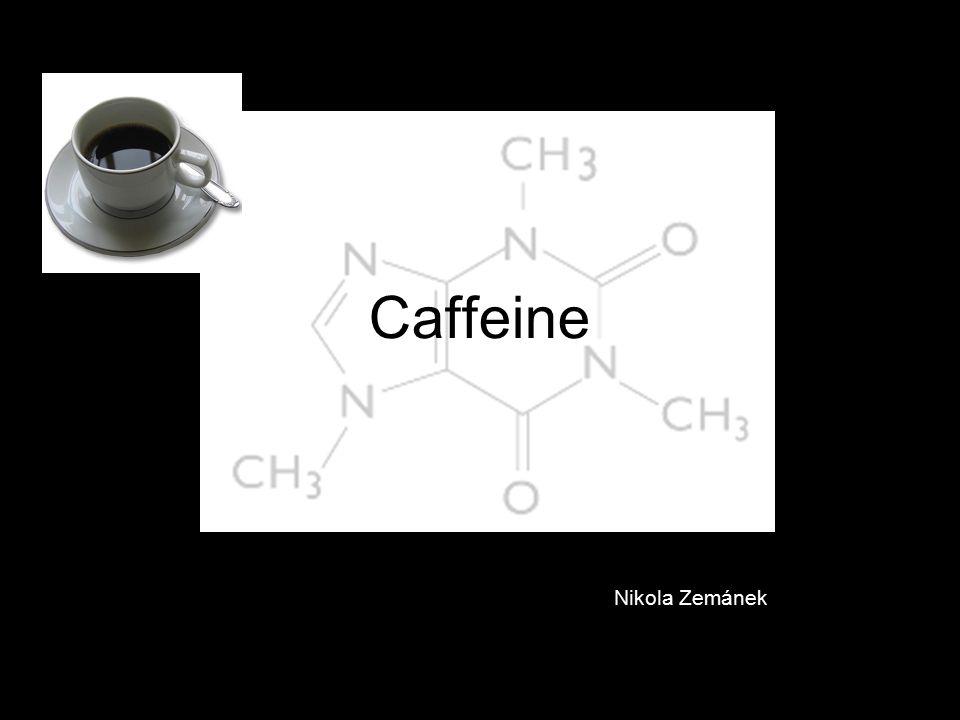Caffeine Nikola Zemánek