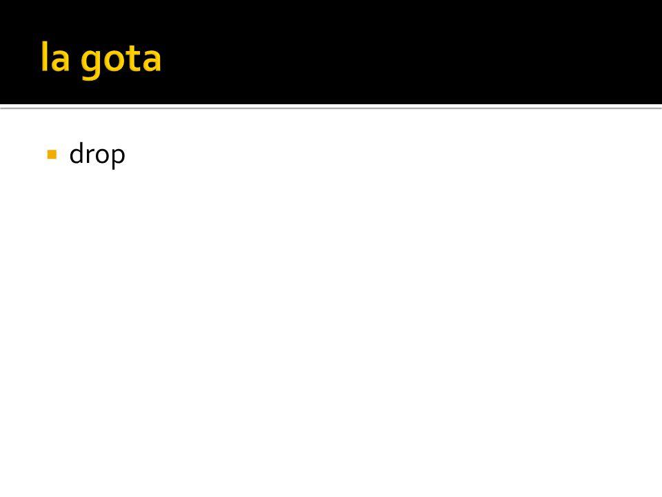  drop