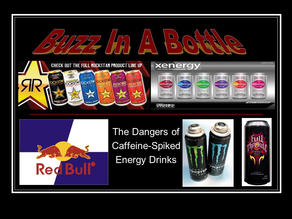 What are the health effects of drinking energy drinks.