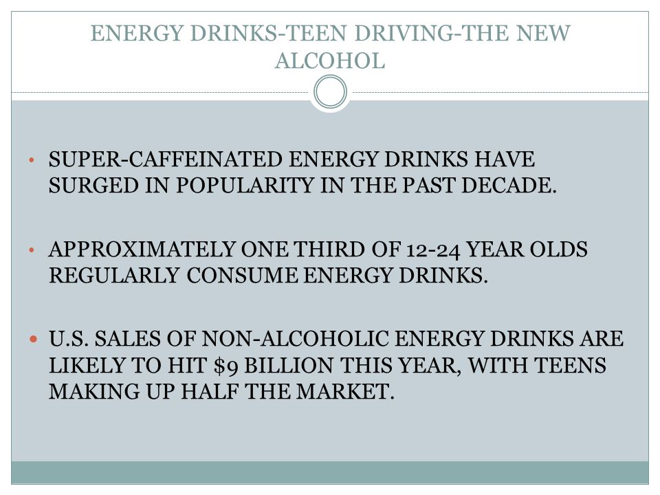 SUPER-CAFFEINATED ENERGY DRINKS HAVE SURGED IN POPULARITY IN THE PAST DECADE.