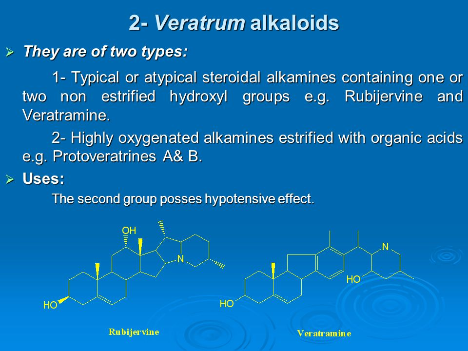 Diterpene Alkaloids Taxol  Occurrence: Barks of Taxus brevifolia known as Pacific Yew.