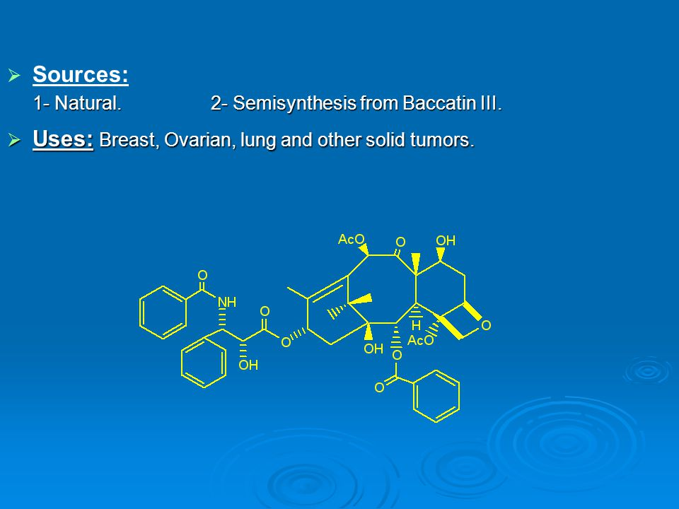  Mechanism of Action: Antimitotic agent.