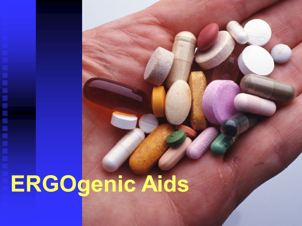 ERGOgenic Aids