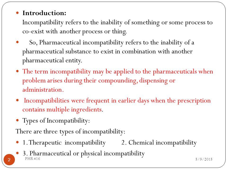 Example of prescription: Magnesium carbonate ………..