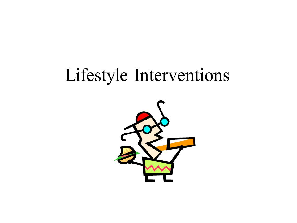Lifestyle Interventions