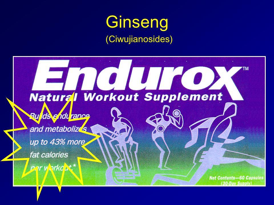 Ginseng (Ciwujianosides)