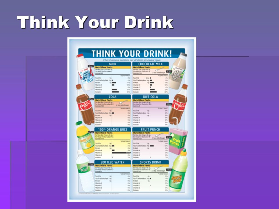 Think Your Drink