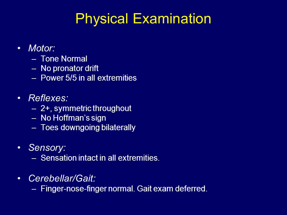 Initial Hospital Course Developing concern that patient had increased intracranial pressures and brainstem herniation Mannitol trial  Right 3 rd nerve palsy improved Emergent neurosurgery consult requested Initial concern per neurosurgery for subarachnoid hemorrhage and ruptured P-Comm aneurysm Nimodipine + increased intravenous fluids started empirically Emergent cerebral angiogram  no aneurysm, AVM Hospital day 3: Right 3 rd palsy recurred, now with altered mental status and lethargy