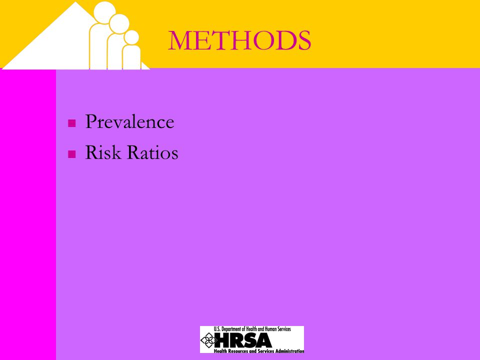 METHODS Prevalence Risk Ratios