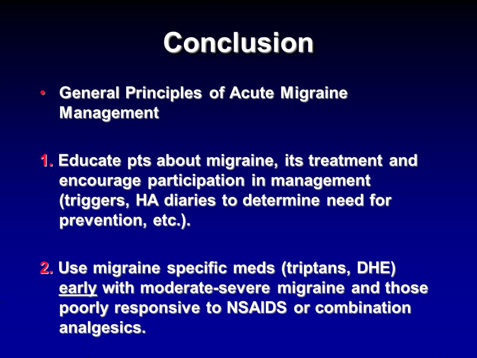 Chronic Migraine Chronic migraine:Chronic migraine: -≥ 15 days/month with HA lasting ≥ 4 hours/day for ≥ 3 consecutive months in people with current o