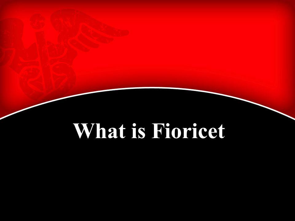 What is Fioricet